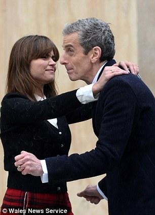 Doctor Who Series 8 Set Photos