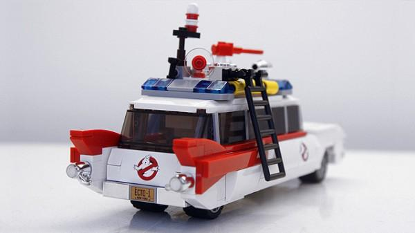 LEGO Ghostbusters 30th-anniversary set