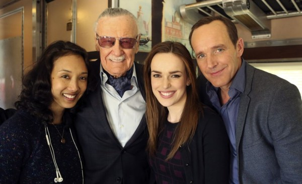 New AGENTS OF S.H.I.E.L.D. Promo Featuring Stan Lee