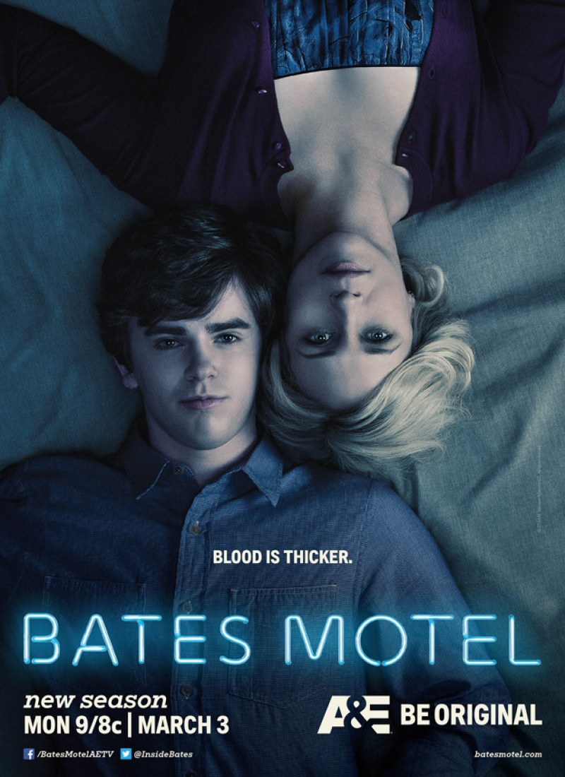 Bates Motel Season 2 New Poster