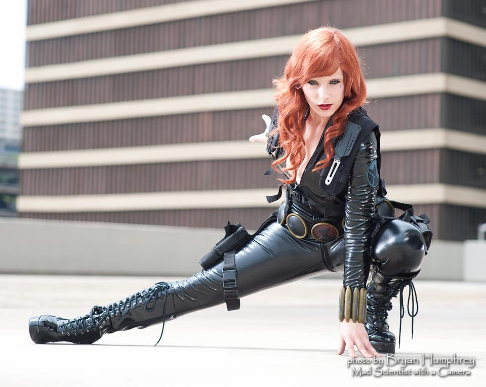 Black Widow Cosplay Collection