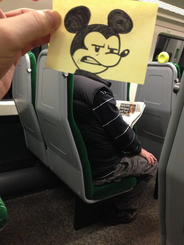 Bored on Your Daily Commute?