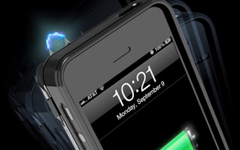 Yellow Jacket iPhone Stun Gun Case
