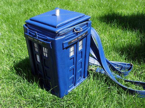 The TARDIS Backpack