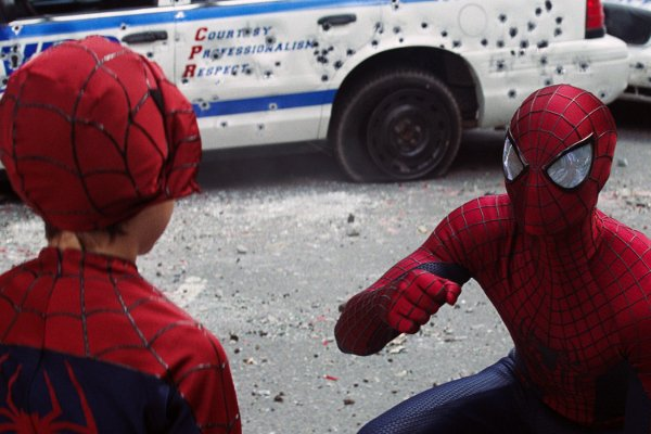 Amazing Spider Man 2 Photos