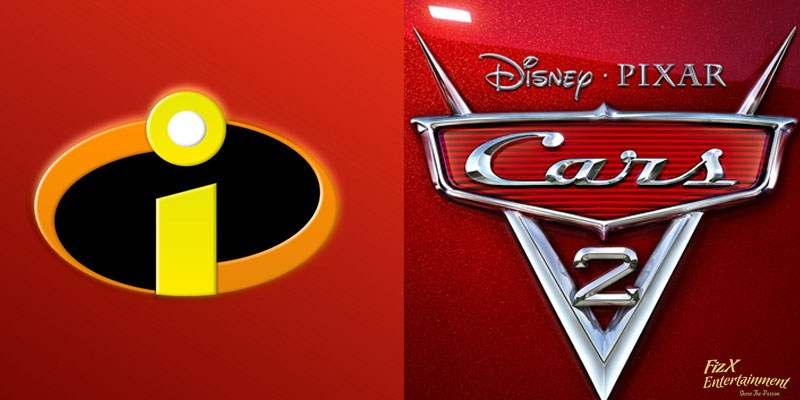 Cars 3 and The Incredibles 2