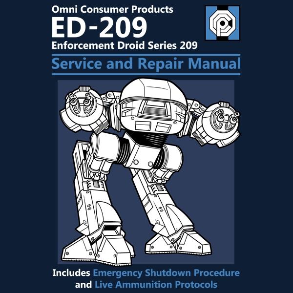 Sci-Fi Manuals