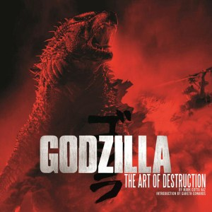 Godzilla Destruction Book