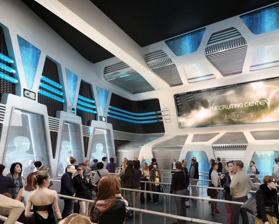 Star Trek Theme Park to be Built in Spain
