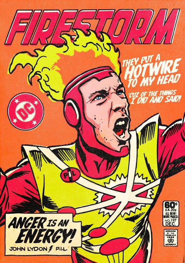 Post-Punk/New Wave Super Friends
