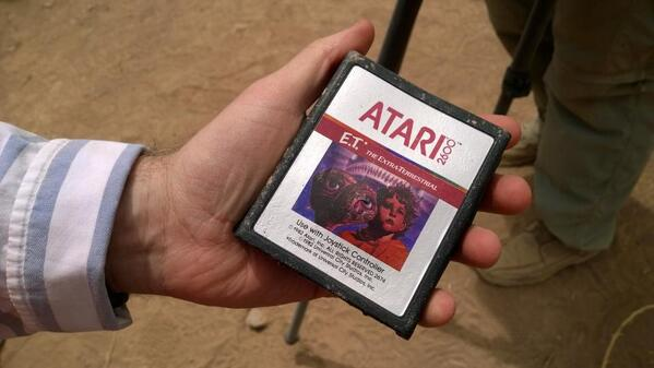 unearthed atari games