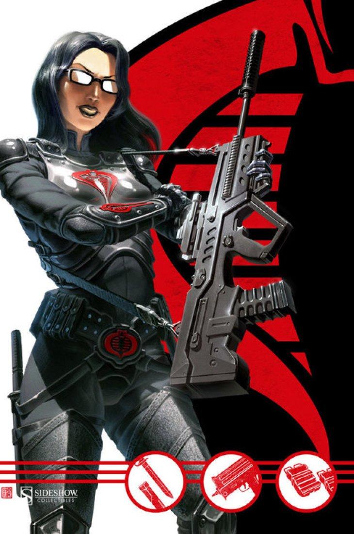 G.I. Joe Cobra Art