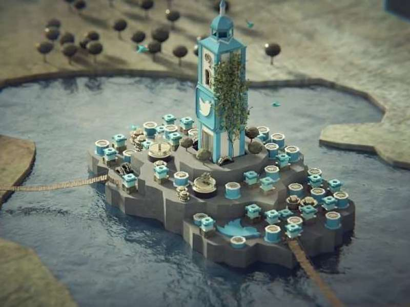 Game of Thrones Opening Sequence Reimagined With Social Media