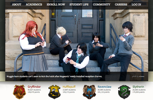 You Can Now Take Hogwarts Magic Classes Online