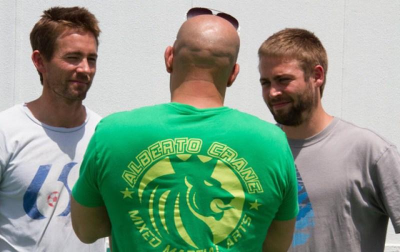Paul Walker's brothers