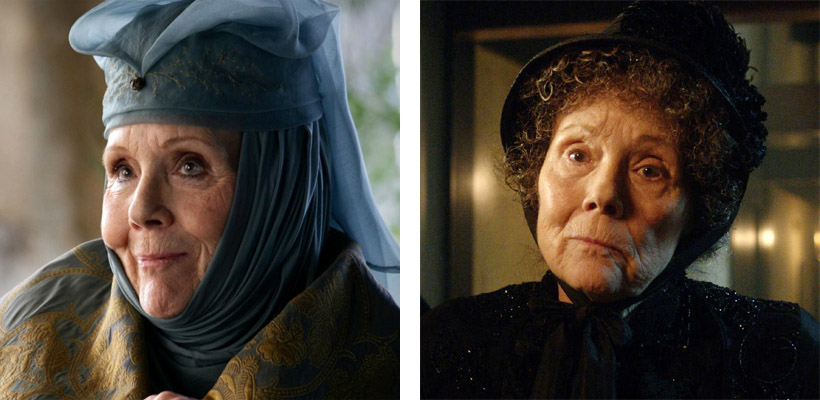10 actors from Game of Thrones and Doctor Who