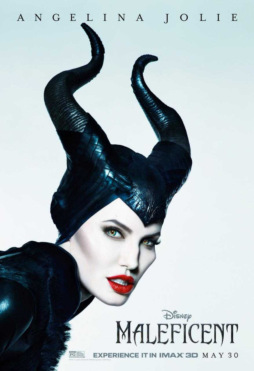 IMAX Poster for Maleficent