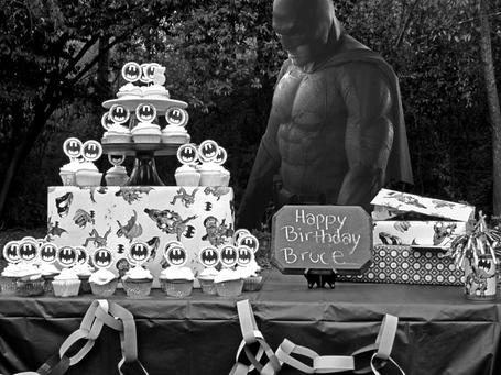 Ben Affleck Is a Sad Batman!