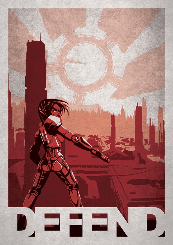 Video Game Poster Art by Alex Ramallo (3)