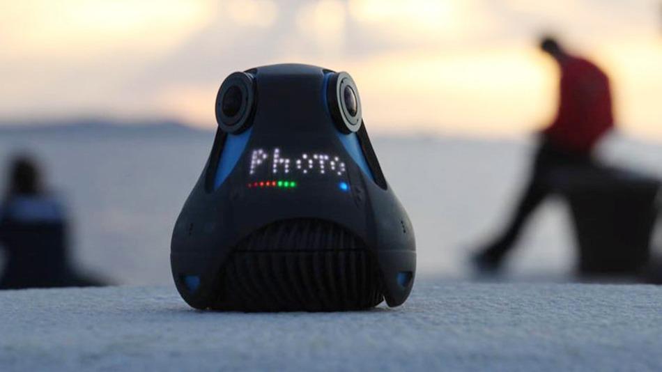 Waterproof 360-Degree HD Camera