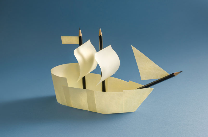 Creative Artworks Made From Household Objects