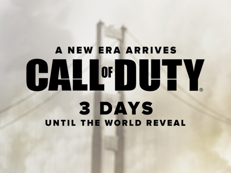 'New Era' of Call of Duty Is Coming!