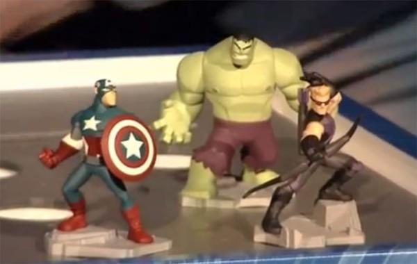Disney to Launch Disney Infinity Marvel Superheroes