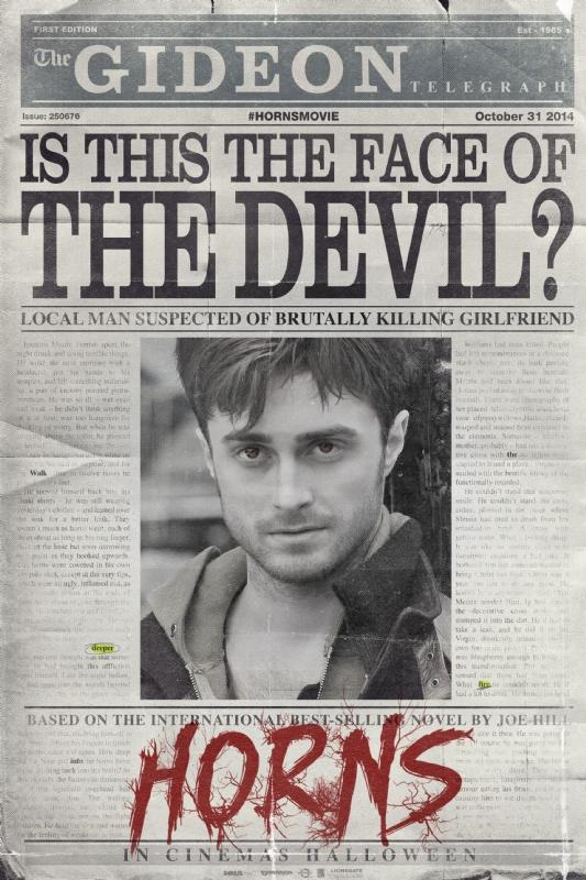 Daniel Radcliffe's HORNS