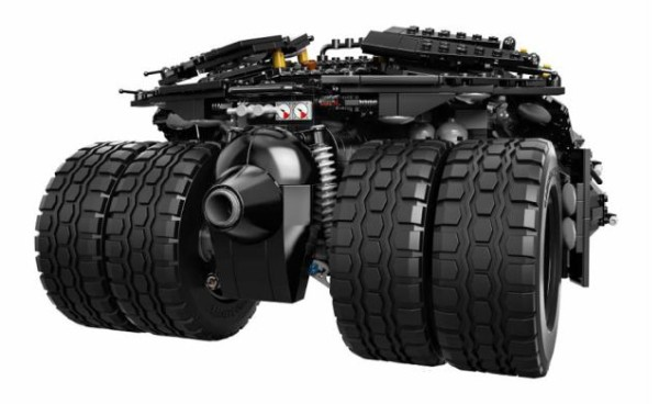 Build Your Own LEGO Batman Tumbler This Fall