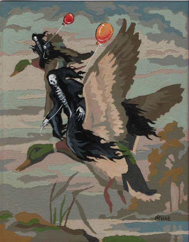 adding-characters-to-thrift-store-paintings-by-david-irvine-gnarled-branch-27
