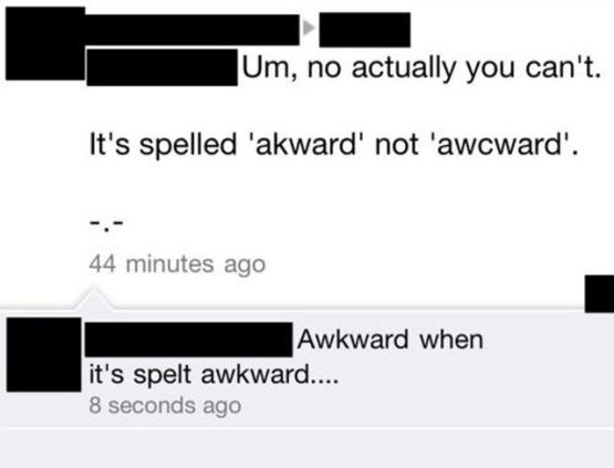 Hilarious grammar mistakes