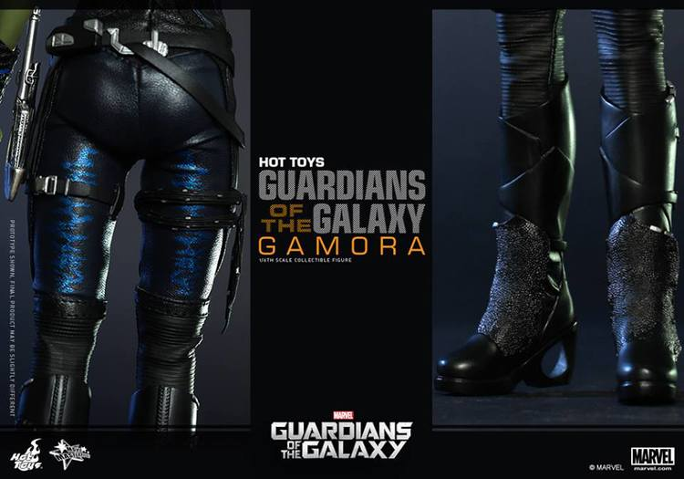 GUARDIANS OF THE GALAXY Gamora Action Figure