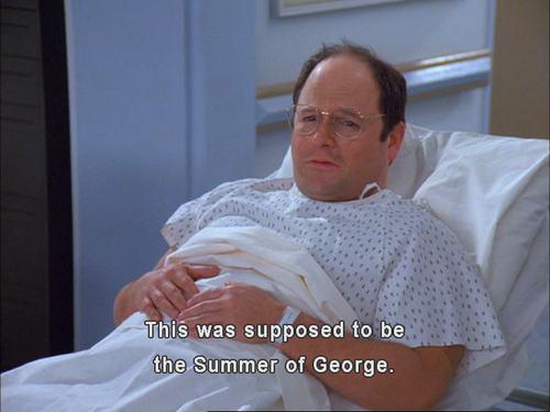 Classic George Costanza Moments