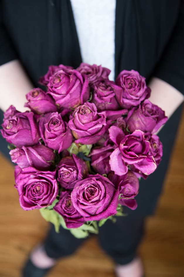 How to Preserve Your Wedding Bouquet11