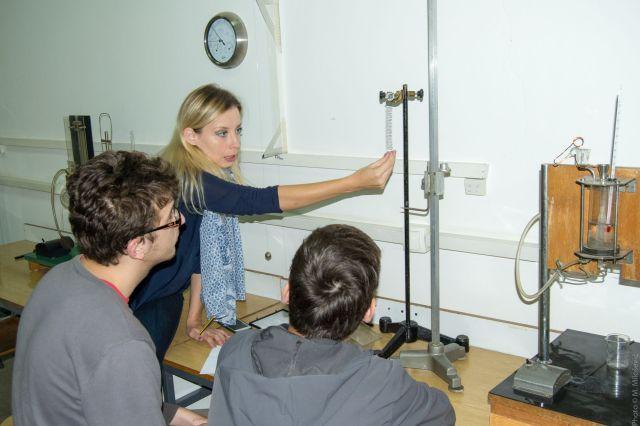 Izrada vežbi u laboratoriji