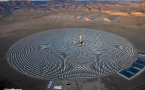 Dünya'nın En Büyük Güneş Enerjisi Santrali Elektrik Üretmeye Başladı
