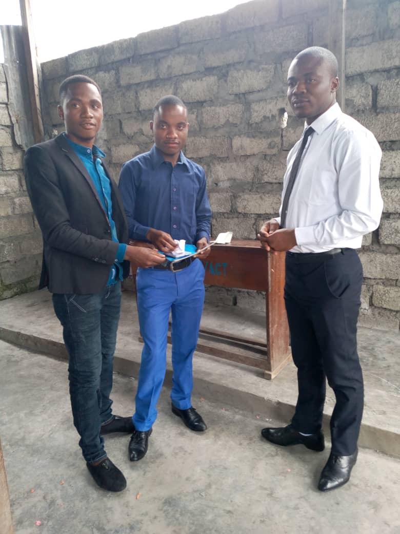 Bembe-Goma : REMISE ET REPRISE,Gloire à Dieu la CEM garde son amour, sa fraternité et sa solidarité