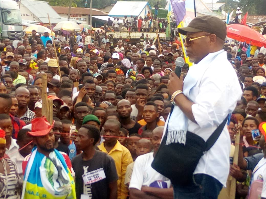 Fizi-Baraka: serie des manifestations à fizi