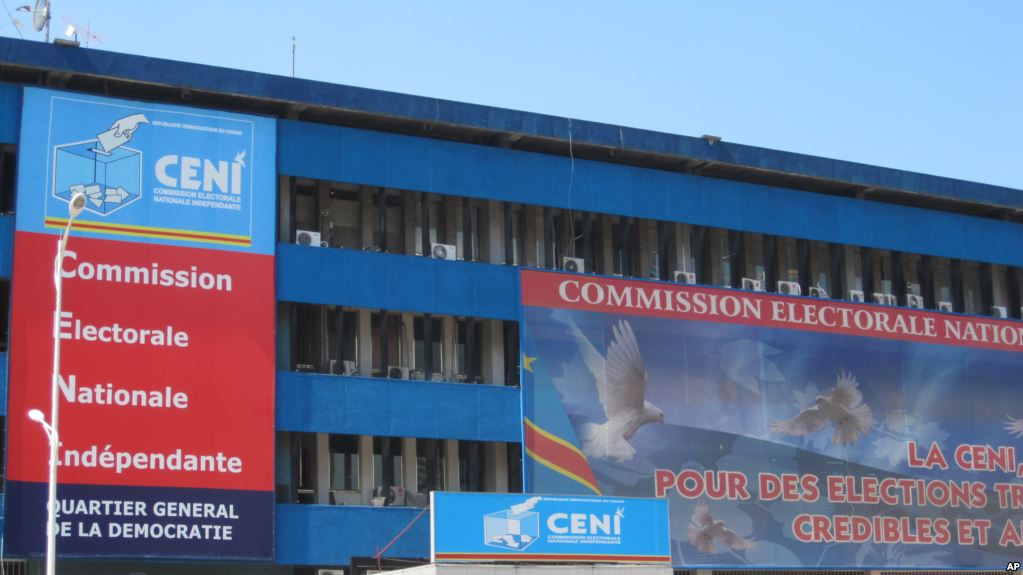 Élection-RDC : Réaction de la société civile grand nord face à la décision no 055/Ceni/Bur/18 du 26 de c 2018 portant modification du calendrier des élections presidentielle, législatives et provinciales