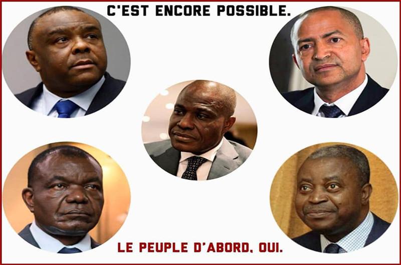 ÉLECTION-RDC: POSSIBLE RAPPROCHEMENT ENTRE LAMUKA ET CACH, MAIS LE GROS DU TRAVAIL DOIT SE FAIRE À DISTANCE AVANT UNE GRANDE FINALISATION