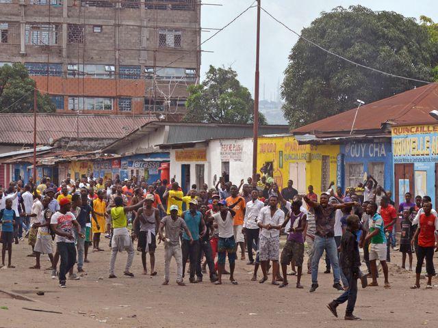 Beni-RDC : Apres un long moment de grève, la coalition de la nouvelle société force vive de Beni, Butembo, et Lubero,