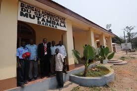 Fizi-Baraka : la Société Civile de Mutambala, s'est rendu aujourd'hui à Katchungwe