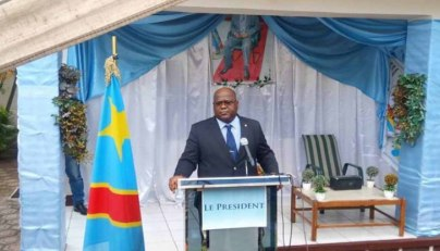 RDC: un spécialiste des renseignements conseiller sécurité de Félix Tshisekedi