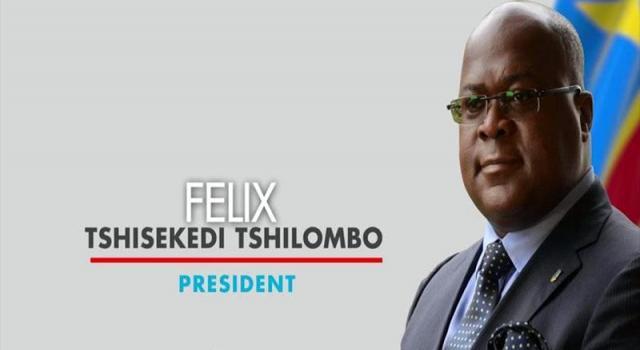 Félix Tshisekedi à son investiture : « La force du peuple repose sur l'unité et la réconciliation nationale »