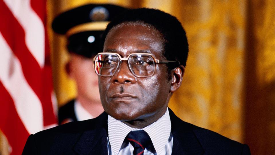 RDC-AFRIQUE : Pour une large diffusion  Enfin la vérité  Robert MUGABE a déclaré :  Savez-vous que si aujourd'hui l'Afrique est sous développée et dénigrée, c'est à cause de la R.D.C?