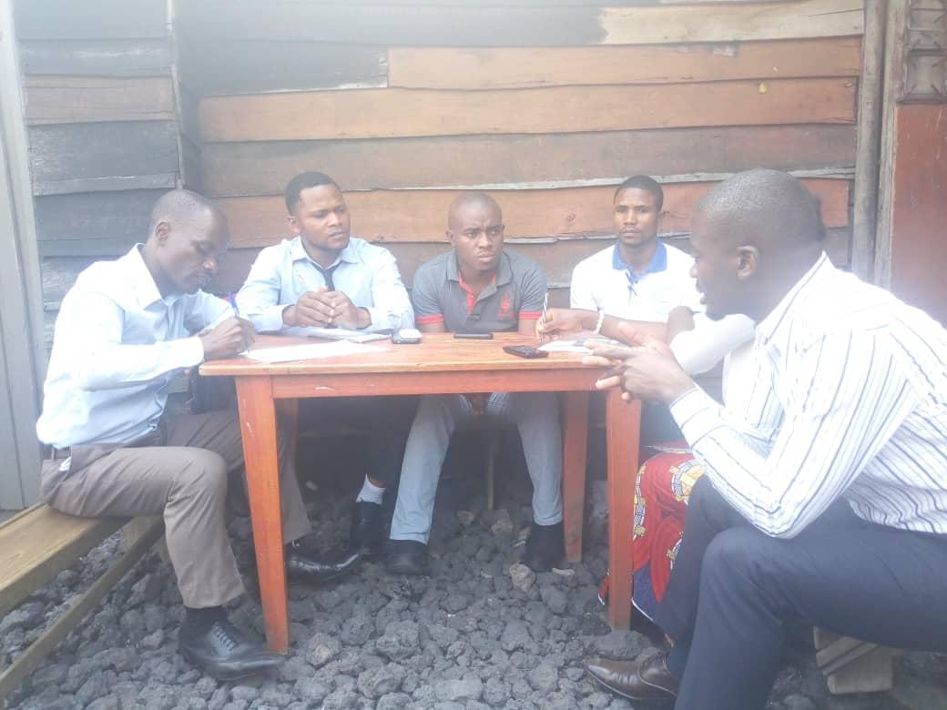 Bemba-Goma: les jeunes ressortissants de Fizi vivant à Goma demande les élections au sein de Emo ya M'MBONDO Nord-Kivu.