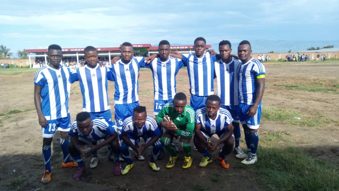 FIZI-FOOT : championnat local