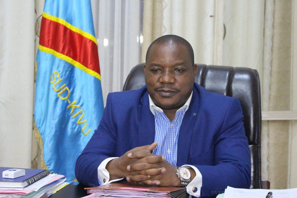 SUD-KIVU-RDC  : CLAUDE NYAMUGABO BLOQUÉ À SA SUCCESSION