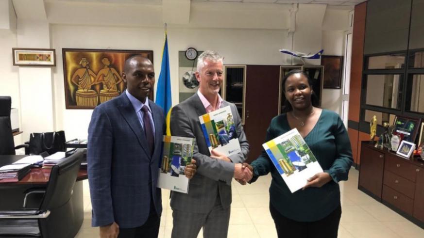 Le Rwanda signe un contrat de 400 millions de dollars pour la production de méthane à partir du