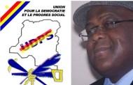 RDC : Le parti politique au pouvoir en RDC UDPS/TSHISEKEDI, union pour la démocratie et le progrès social